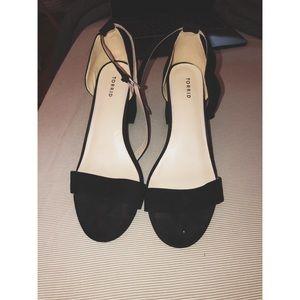 🆕🆕🆕 Torrid heels size 12
